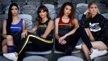 """Casa de modas """"Black Milk Clothing"""" lanza su línea deportiva inspirada en Harry Potter"""