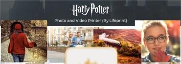 """Nuevos detalles de la """"cámara de Harry Potter"""" para tomar fotografías con movimiento!"""