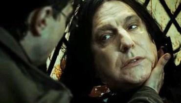 Snape sigue con vida: la teoría que está causando furor