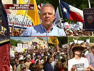 Glenn Beck at San Antonio Tea Party