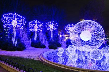Lumières Champs Elysées