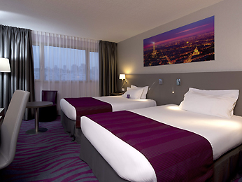 © Mercure Paris La Villette