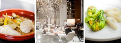 Restaurant Alain Ducasse - © Plaza Athénée
