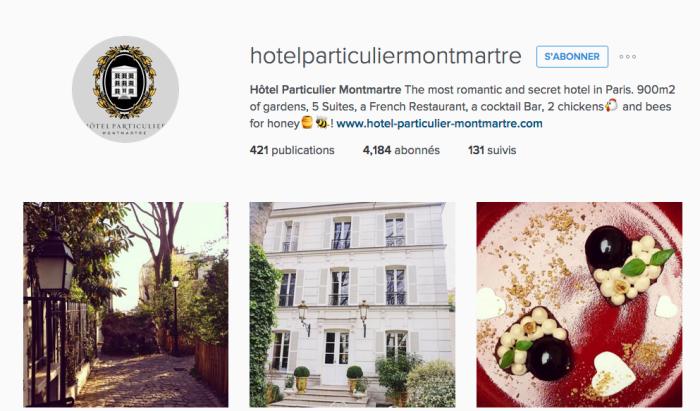 Le Top 10 Des Comptes Instagram Dhtels Parisiens Blog