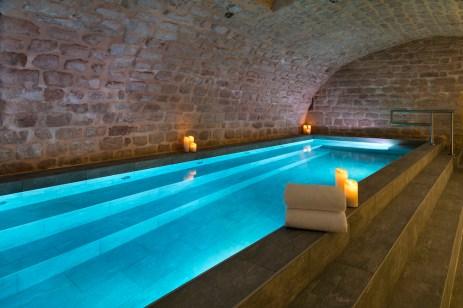 La piscine de l'Hôtel Square Louvois