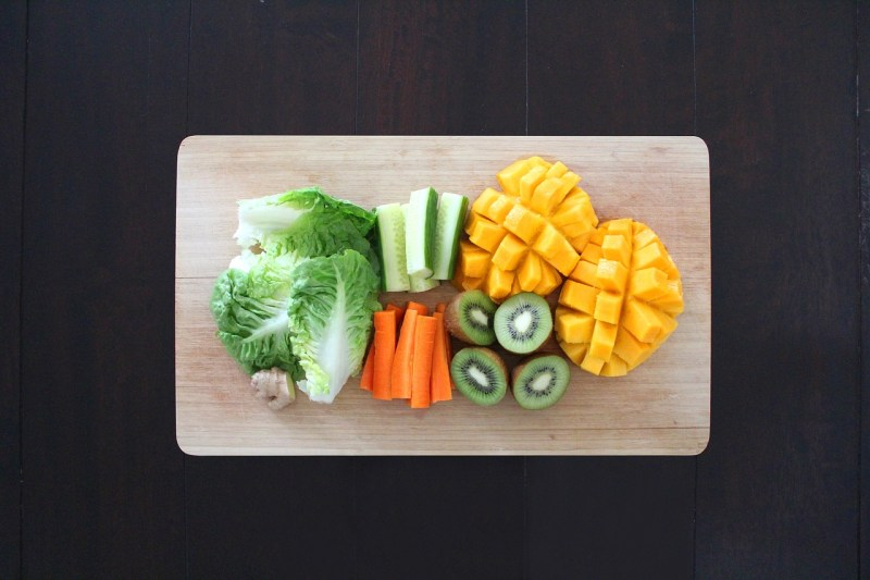 kasviksia ruokavalioon