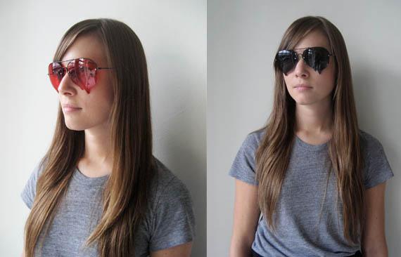 Blood Dripping Sunglasses