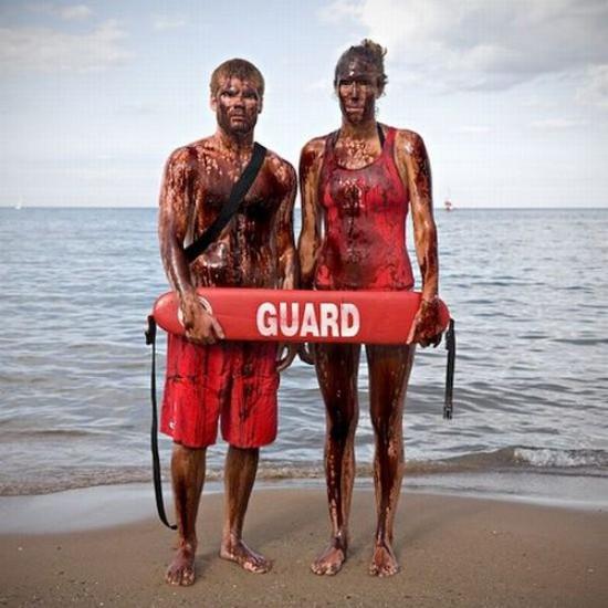 Um mergulho no petróleo do Golfo do México