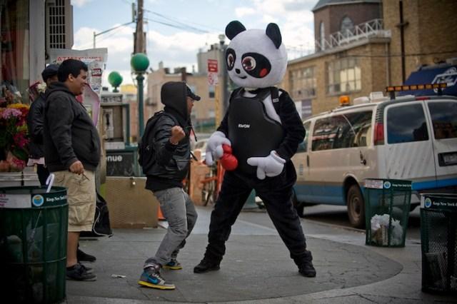 Punch Me Panda