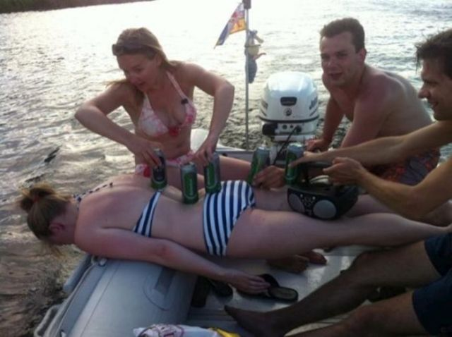 Planking: uma nova mania mundial