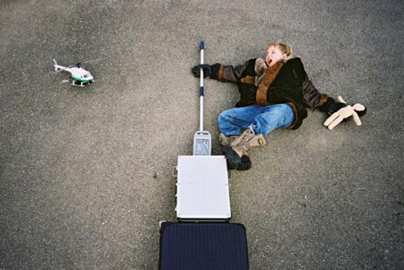 Projeto fotográfico: O sonho de voar
