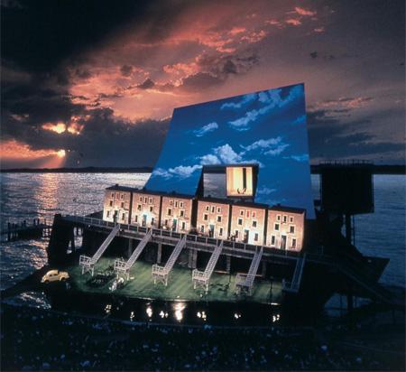 Incríveis Cenários de Ópera: Fidelio