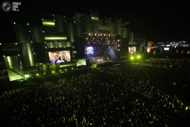 Fotos Rock In Rio 2011