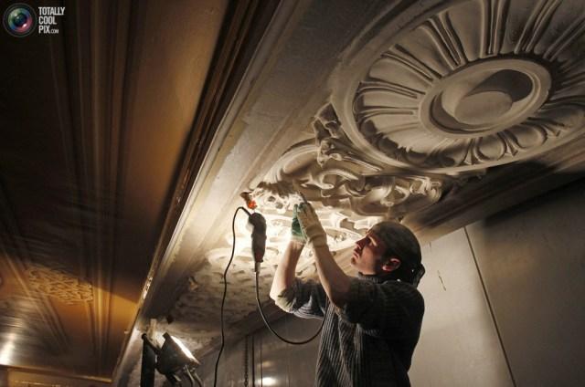 O famoso Teatro Bolshoi reaberto após uma grande reforma