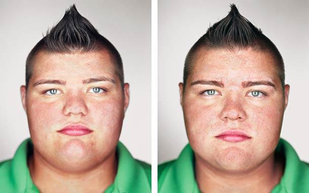 Projeto fotográfico: Gêmeos