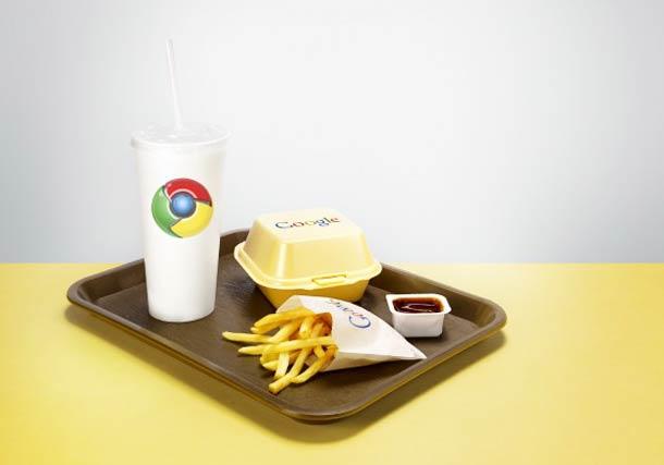 Internet fast food