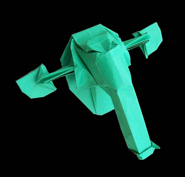 Starwarigami: as naves de Star Wars em origami
