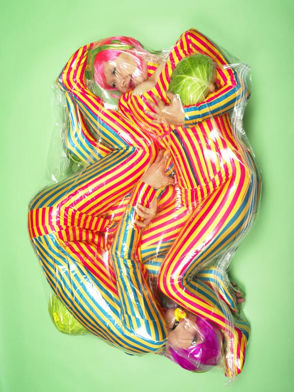 Projeto fotográfico: Flesh love