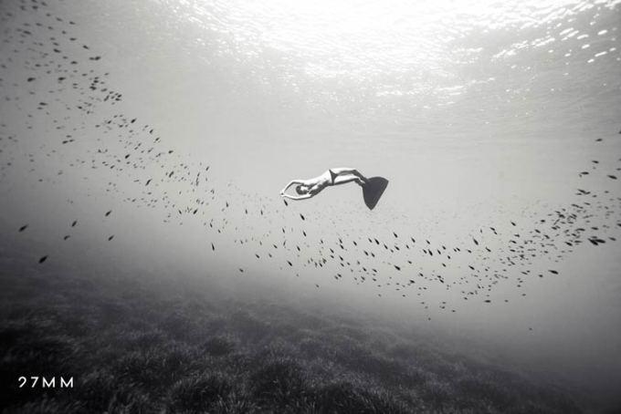 As belíssimas fotos subaquáticas de Enric Adrian Gener