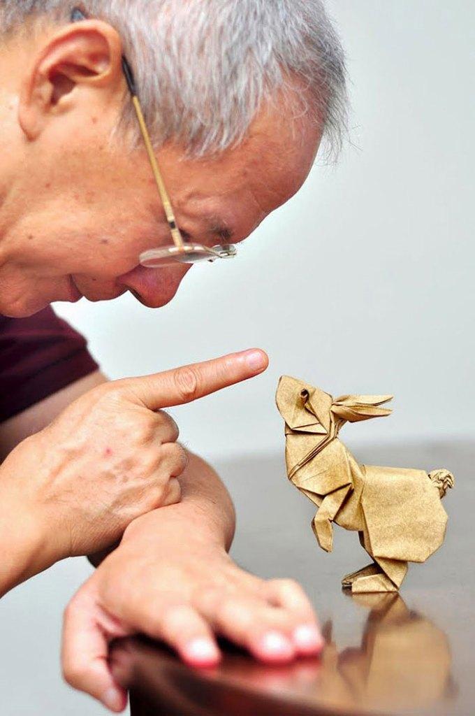 16 origamis incríveis para celebrar o dia mundial do origami