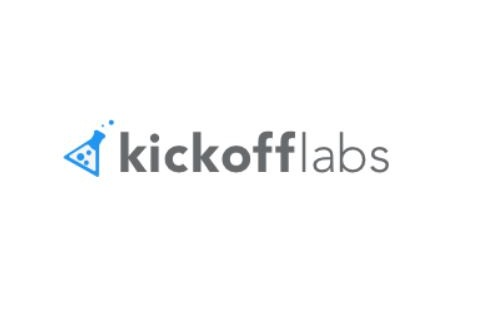Kickofflabs review (best giveaways page builder)