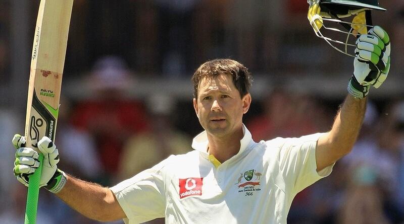 Ricky Ponting cricketer