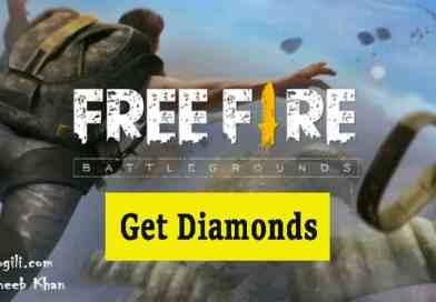 Get Diamonds in Free Fire