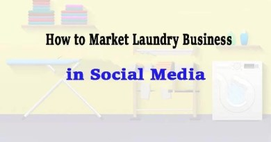 Market Laundry Business