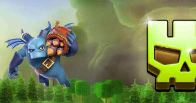 New Super Minion in Clash of Clans