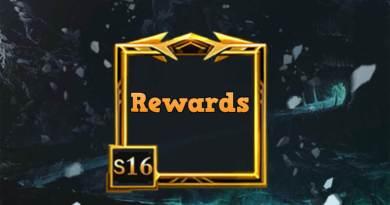 PUBG Mobile Season 16 Rewards