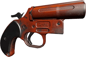Flare Gun in PUBG Mobile