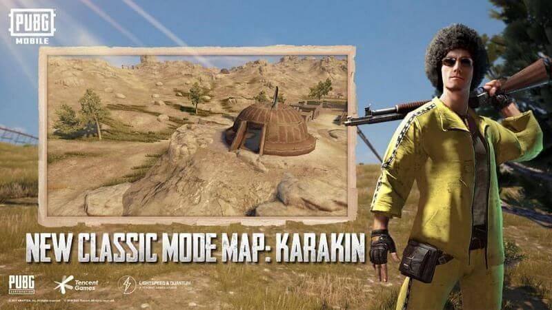 New Map: Karakin