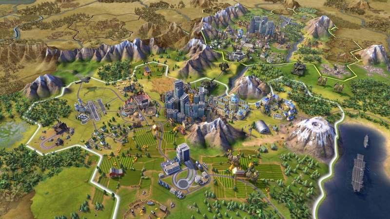 #4 Civilization VI