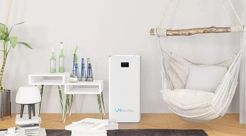 HEPA air purifier for allergies Which is the best place in the room to place it
