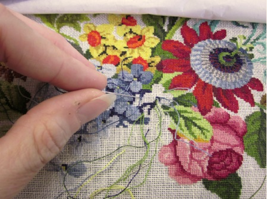 Homemade Gifts: Needlepoint Resources