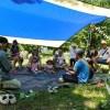 6月15日、親子で楽しむ「恩方森のようちえん」川遊び編