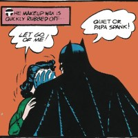 Unintentionally Funny Comics #6 - Batman