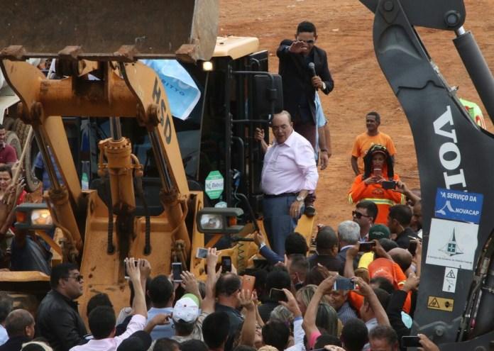 Ibaneis anuncia projeto SOS DF em evento no Sol Nascente