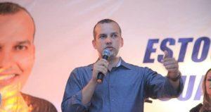 ex-presidente do PROS, Eurípedes Junior