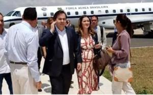 Com 250 viagens em 2019, Presidente da Câmara fez mais voos que o segundo e terceiro colocados no ranking.