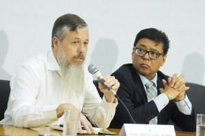 Diretor de Vigilância Epidemiológica da Secretaria de Saúde, Cássio Peterka