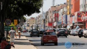 Avenida Principal Paranoá