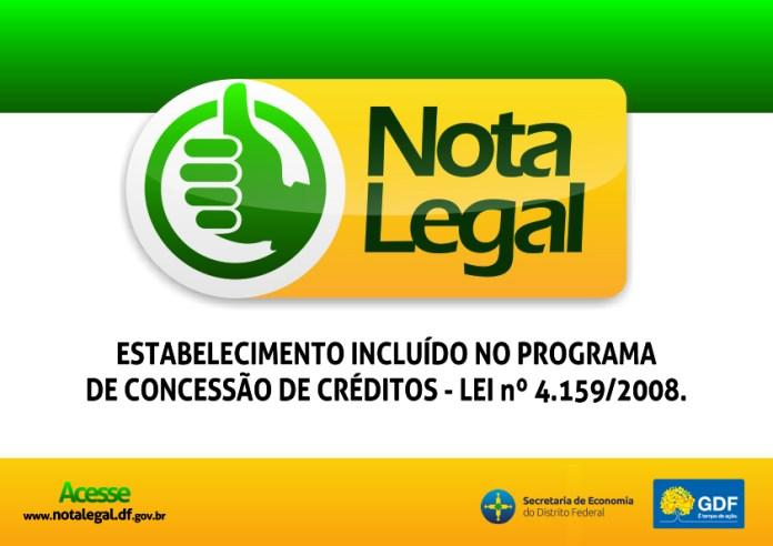 A Secretaria de Economia colocou em dia o ressarcimento de benefícios atrasados e voltou a fazer os sorteios do Nota Legal