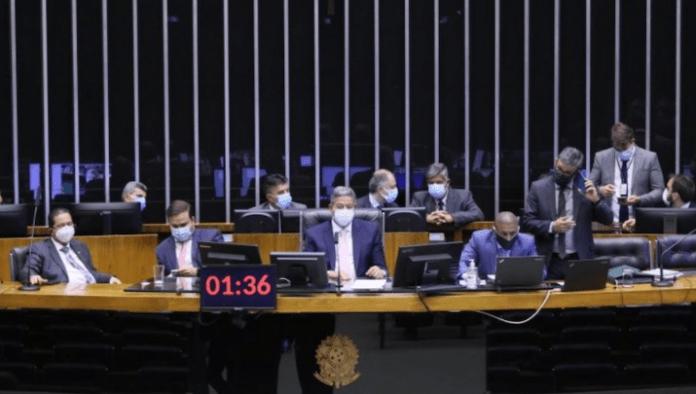 Sessão da Câmara dos Deputados, nesta quinta-feira (09) de setembro
