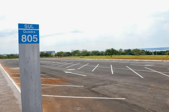 O novo estacionamento atenderá aproximadamente 2 mil pessoas, incluindo os fiéis da Igreja Batista Central e os alunos do Centro Tecnológico de Brasília (Ceteb) e da creche Abrigo Casa do Caminho