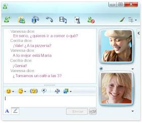 Nuevo Windows Live Messenger 8.5