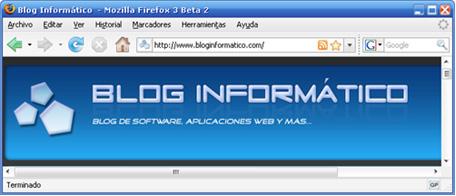 Firefox 3 Beta 2