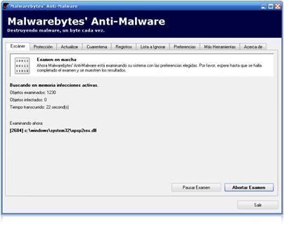 Malwarebytes' Anti-Malware