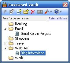 S10 Password Vault