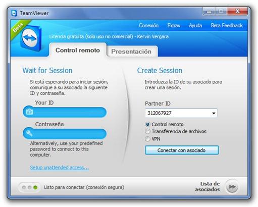 TeamViewer 6 Beta
